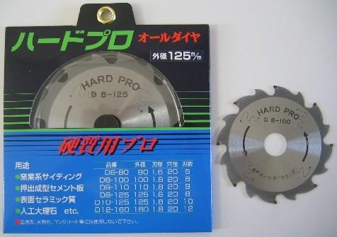 硬質窯業サイディング用・ハードプロ