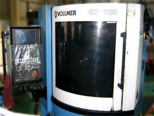 VOLLMER製自動研磨機